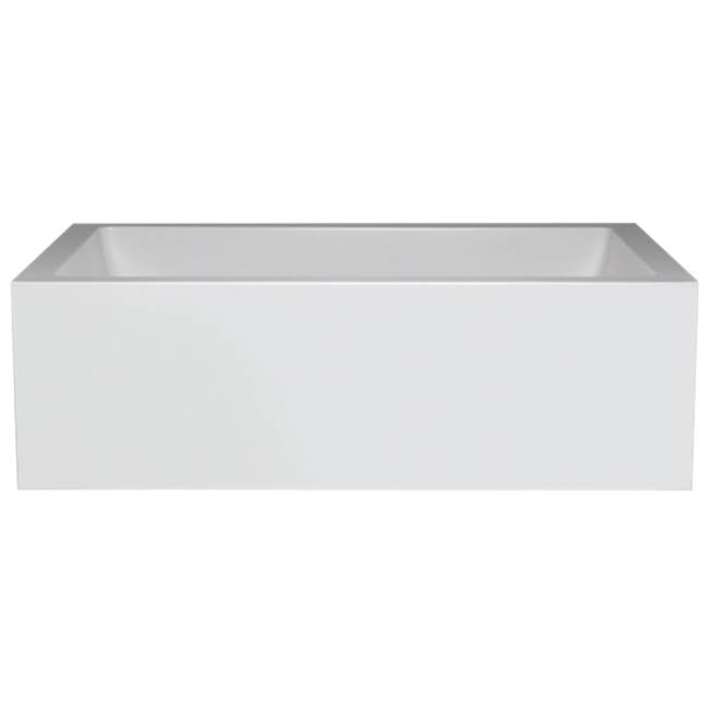 Americh Free Standing Air Bathtubs item AT7242TA2-WH