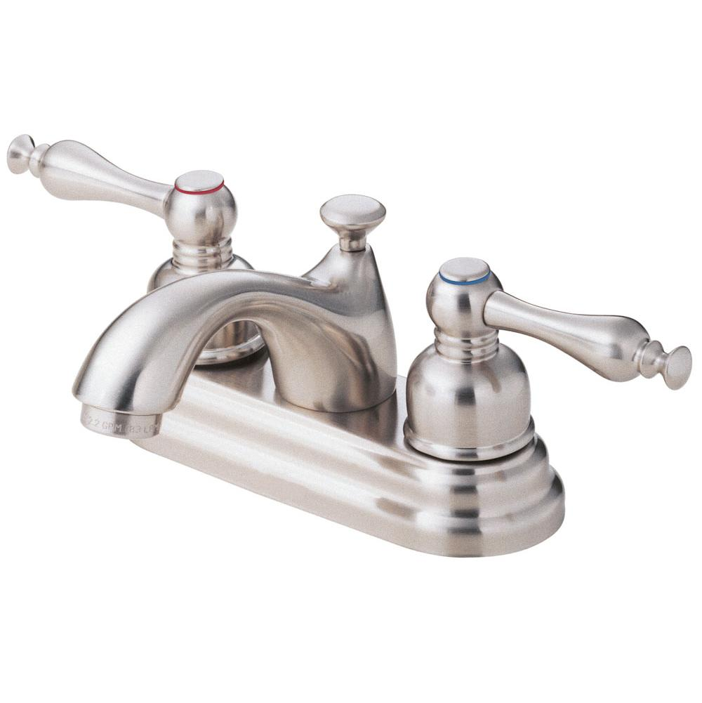 Faucets Bathroom Sink Faucets Centerset   H2O Supply Inc ...