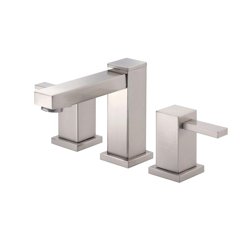 Bathroom Faucets Dallas bathroom sink faucets mini widespread | h2o supply inc