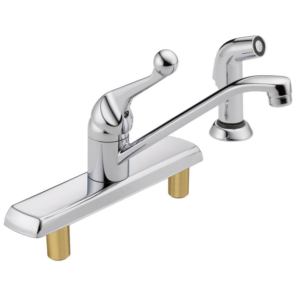 Delta Faucet Kitchen Faucets Core 100 300 400 Series | H2O Supply ...