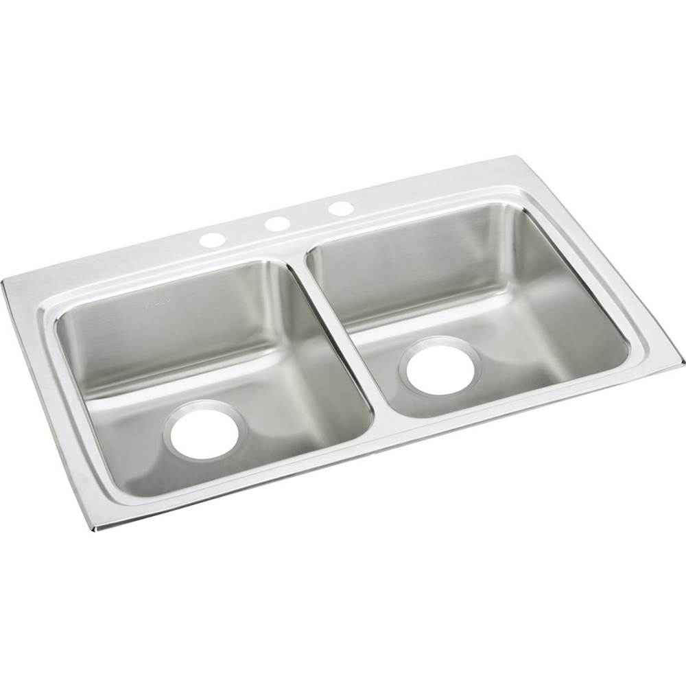 Elkay Drop In Kitchen Sinks item LRAD3322603