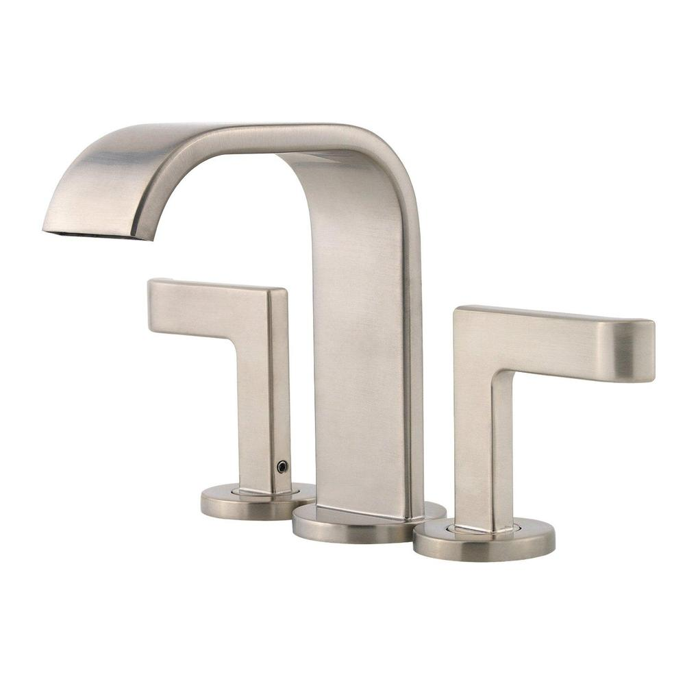 Faucets Bathroom Sink Faucets Mini Widespread | H2O Supply Inc ...