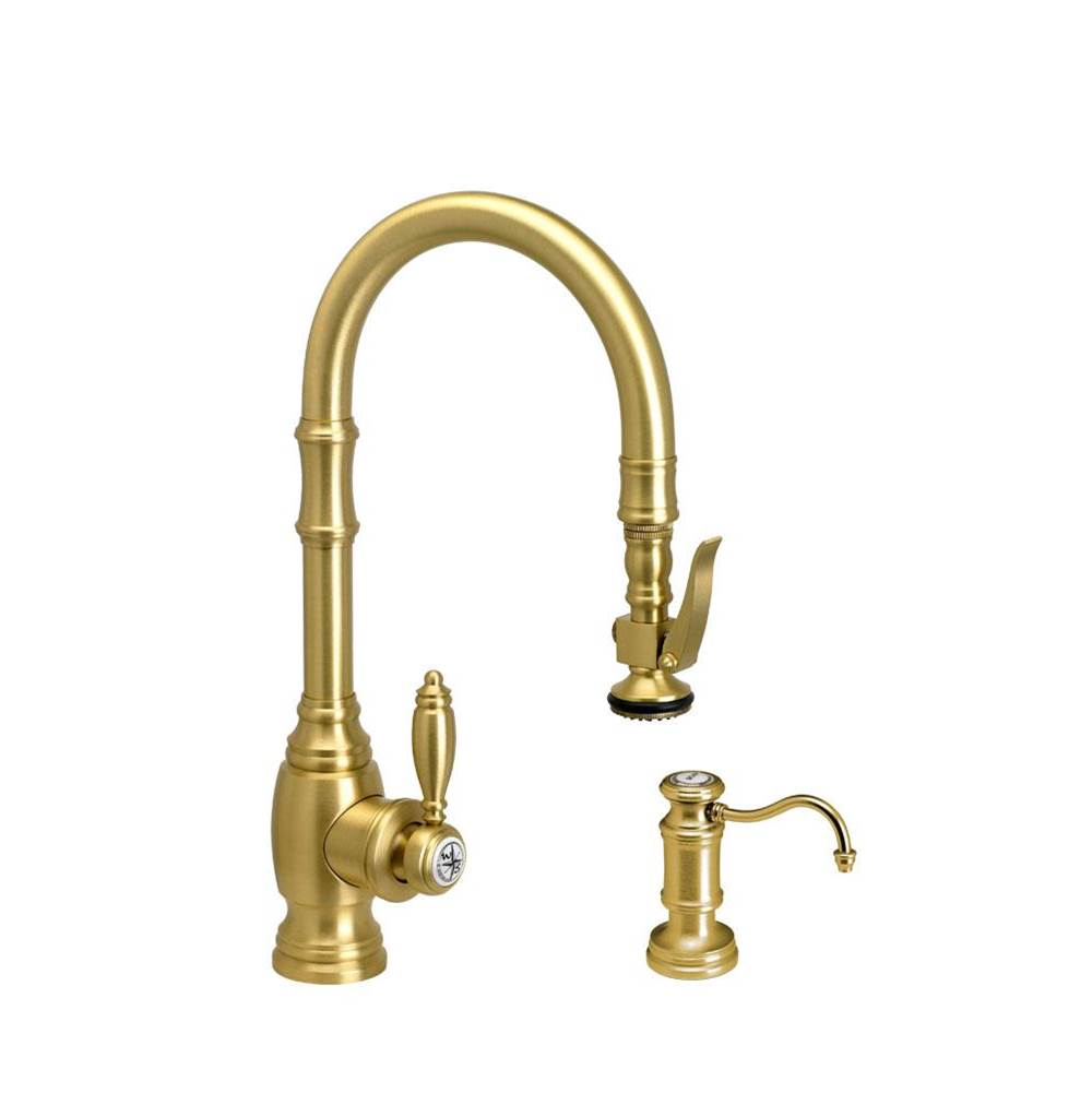 Waterstone Deck Mount Kitchen Faucets item 5200-VB