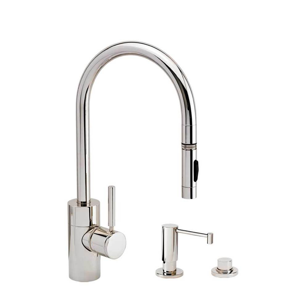 Waterstone Deck Mount Kitchen Faucets item 5400-3-DAMB